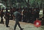 Image of military training Vietnam, 1971, second 13 stock footage video 65675021693