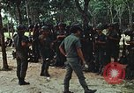 Image of military training Vietnam, 1971, second 14 stock footage video 65675021693