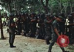 Image of military training Vietnam, 1971, second 15 stock footage video 65675021693