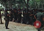 Image of military training Vietnam, 1971, second 16 stock footage video 65675021693