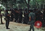 Image of military training Vietnam, 1971, second 17 stock footage video 65675021693