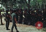 Image of military training Vietnam, 1971, second 19 stock footage video 65675021693
