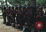 Image of military training Vietnam, 1971, second 20 stock footage video 65675021693