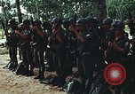 Image of military training Vietnam, 1971, second 21 stock footage video 65675021693