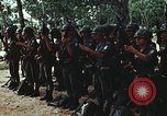 Image of military training Vietnam, 1971, second 26 stock footage video 65675021693