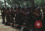 Image of military training Vietnam, 1971, second 27 stock footage video 65675021693