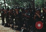 Image of military training Vietnam, 1971, second 29 stock footage video 65675021693
