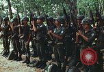 Image of military training Vietnam, 1971, second 30 stock footage video 65675021693