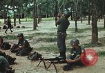 Image of military training Vietnam, 1971, second 32 stock footage video 65675021693