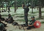 Image of military training Vietnam, 1971, second 33 stock footage video 65675021693