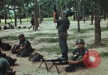 Image of military training Vietnam, 1971, second 34 stock footage video 65675021693