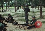 Image of military training Vietnam, 1971, second 35 stock footage video 65675021693
