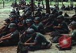 Image of military training Vietnam, 1971, second 36 stock footage video 65675021693