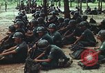 Image of military training Vietnam, 1971, second 37 stock footage video 65675021693