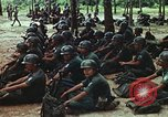 Image of military training Vietnam, 1971, second 39 stock footage video 65675021693