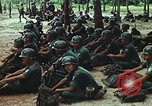 Image of military training Vietnam, 1971, second 41 stock footage video 65675021693