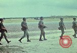 Image of military training Vietnam, 1971, second 47 stock footage video 65675021693