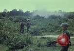 Image of military training Vietnam, 1971, second 53 stock footage video 65675021693