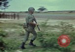 Image of military training Vietnam, 1971, second 55 stock footage video 65675021693