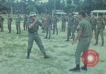 Image of military training Vietnam, 1971, second 6 stock footage video 65675021694