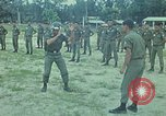 Image of military training Vietnam, 1971, second 7 stock footage video 65675021694