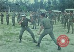 Image of military training Vietnam, 1971, second 9 stock footage video 65675021694