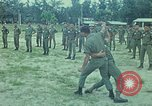 Image of military training Vietnam, 1971, second 10 stock footage video 65675021694