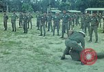 Image of military training Vietnam, 1971, second 12 stock footage video 65675021694