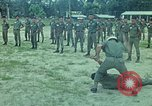 Image of military training Vietnam, 1971, second 13 stock footage video 65675021694