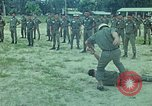 Image of military training Vietnam, 1971, second 14 stock footage video 65675021694