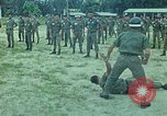Image of military training Vietnam, 1971, second 15 stock footage video 65675021694