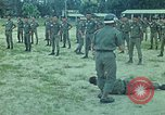 Image of military training Vietnam, 1971, second 16 stock footage video 65675021694