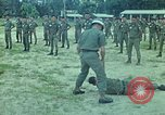 Image of military training Vietnam, 1971, second 17 stock footage video 65675021694