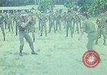 Image of military training Vietnam, 1971, second 18 stock footage video 65675021694