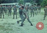 Image of military training Vietnam, 1971, second 19 stock footage video 65675021694