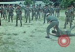 Image of military training Vietnam, 1971, second 22 stock footage video 65675021694