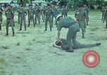 Image of military training Vietnam, 1971, second 24 stock footage video 65675021694