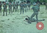 Image of military training Vietnam, 1971, second 26 stock footage video 65675021694