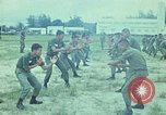 Image of military training Vietnam, 1971, second 27 stock footage video 65675021694