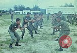 Image of military training Vietnam, 1971, second 28 stock footage video 65675021694