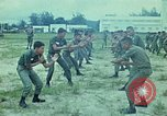 Image of military training Vietnam, 1971, second 29 stock footage video 65675021694
