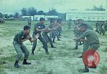 Image of military training Vietnam, 1971, second 31 stock footage video 65675021694