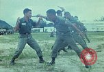 Image of military training Vietnam, 1971, second 33 stock footage video 65675021694