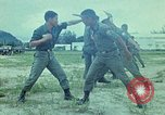 Image of military training Vietnam, 1971, second 34 stock footage video 65675021694