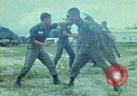 Image of military training Vietnam, 1971, second 35 stock footage video 65675021694