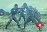 Image of military training Vietnam, 1971, second 36 stock footage video 65675021694