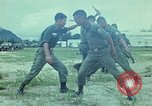 Image of military training Vietnam, 1971, second 37 stock footage video 65675021694