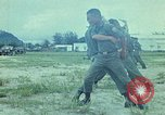 Image of military training Vietnam, 1971, second 38 stock footage video 65675021694