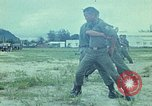 Image of military training Vietnam, 1971, second 39 stock footage video 65675021694