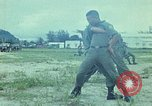 Image of military training Vietnam, 1971, second 40 stock footage video 65675021694